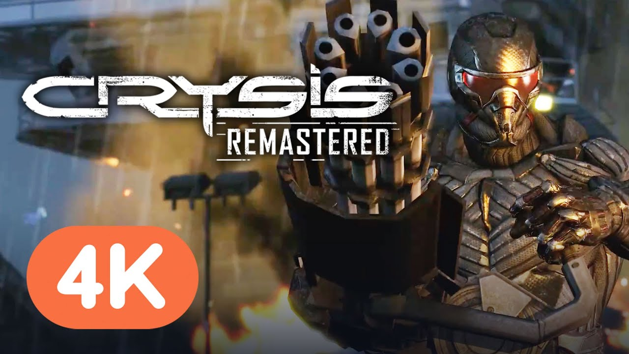 Crysis Remastered - Official Launch Trailer - IGN