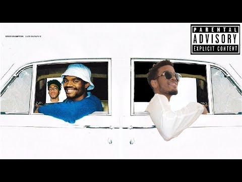 BrockHampton - SATURATION 2 First REACTION/REVIEW