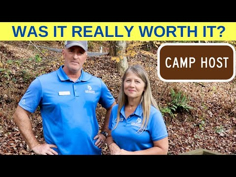 Camp Host Jobs  (ARE THEY REALLY WORTH IT) - Full Time RV Living