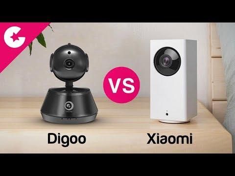 Xiaomi Mijia Dafang VS Digoo DG-M1Z Shark - Best Affordable Security Wifi  Camera - Дом 2 новости и слухи