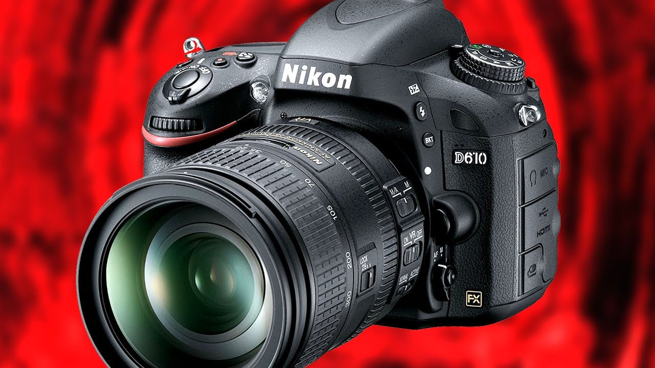 Is the Nikon D610 STILL a Good FULL FRAME Upgrade Option in 2017?