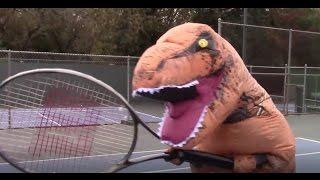 Trex Tennis | Trick Shot Tennis