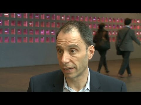 Indiegogo CEO David Mandelbrot talks about crowdfunding