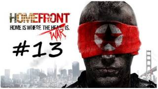 Homefront Walkthrough HD Episode 13: To the Bell Tower