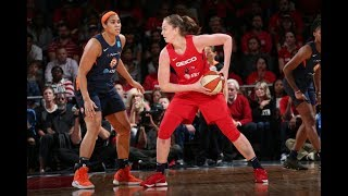 Emma Meesseman's 22-Point Performance in WNBA Finals 2019 Game 5