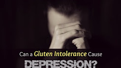 Brain Fog, Depression, Anxiety- How Gluten Damages The Brain