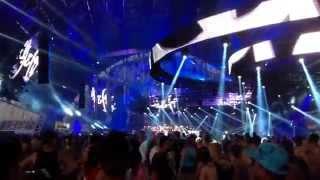 Aly & Fila EDC Las Vegas 2015