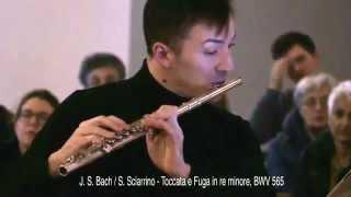J. S. Bach / S. Sciarrino - Toccata e Fuga in re minore, BWV 565