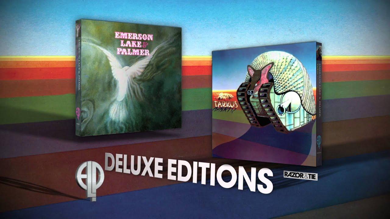 Emerson Lake & Palmer - Stone Of Years