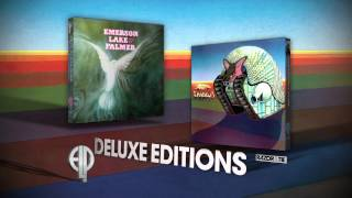 Emerson, Lake & Palmer - ELP and Tarkus Deluxe Editions