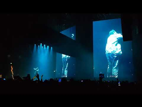 Post Malone - Over Now Live in Hamburg Germany 27.02.2019