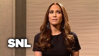 Hollywood Dish with Jennifer Lopez - SNL