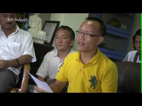 SSA Teachers Meeting With Minister Education, Honchun Ngandam