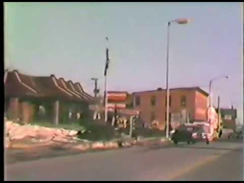 Main St Poughkeepsie Traveling East -  January 2, 1982