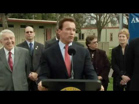 Governor Schwarzenegger Launches the California Green Corps