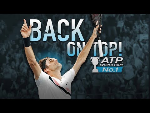 Players Congratulate Roger Federer On Return To No. 1 In ATP Rankings thumbnail