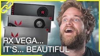 RX Vega launch, LG V30 details, OpenAI beats Dota 2 pros