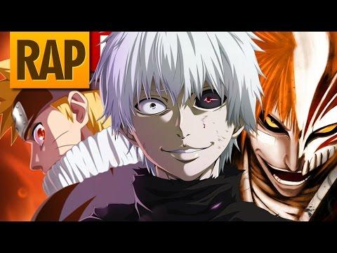 Monster (Naruto, Tokyo Ghoul, Bleach)  | Tauz Vevo 06