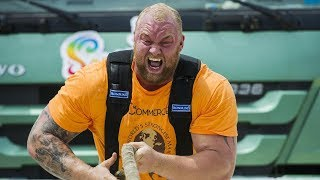 What BRIAN SHAW & HAFTHOR Losing World's Strongest Man Can Teach Us