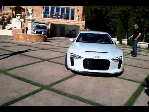 2013 Audi Quattro Concept Car