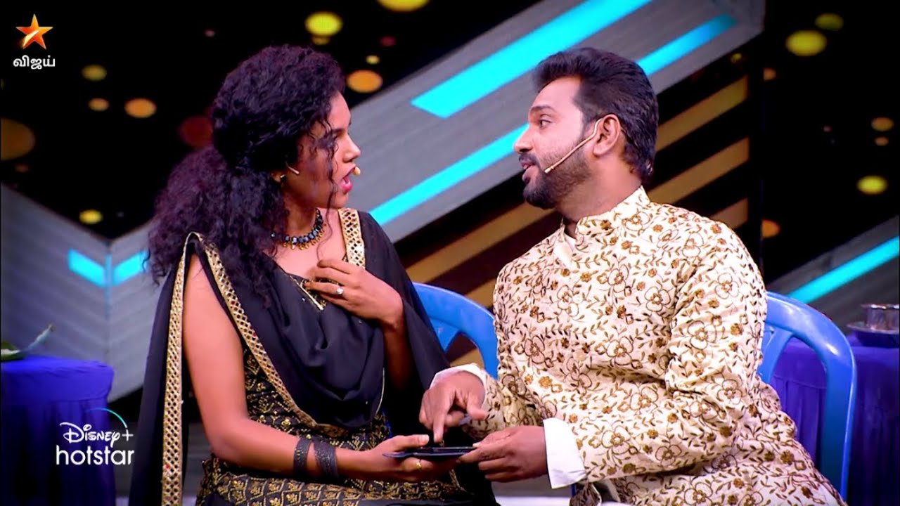 Comedy Raja Kalakkal Rani | 24th October 2021 - Promo 1