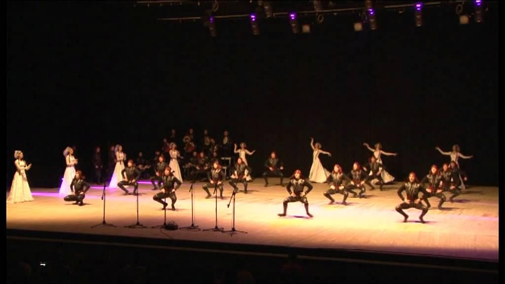 ქუთაისის სიმღერისა და ცეკვის სახელმწიფო ანსამბლი  ფარცა
