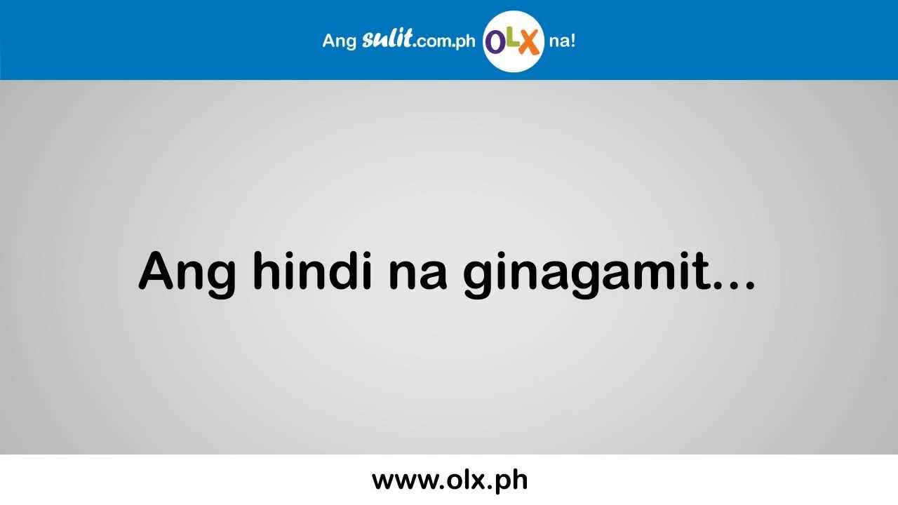 OLX - How To Sign In Through Facebook - YouTube