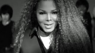 On Set With Janet Jackson for