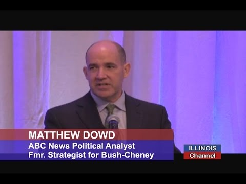 ABC Political Analyst, Matthew Dowd on Overcoming the Nation's Deep Political Divisions