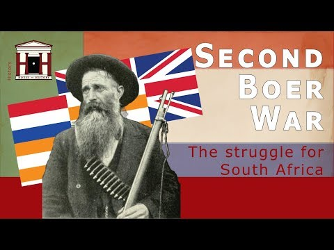 The Second Anglo-Boer War (1899-1902)