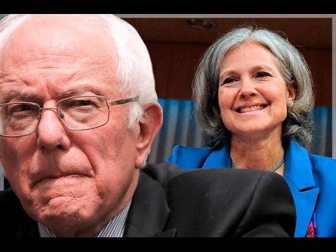 Bernie Sanders On The Green Party & Jill Stein