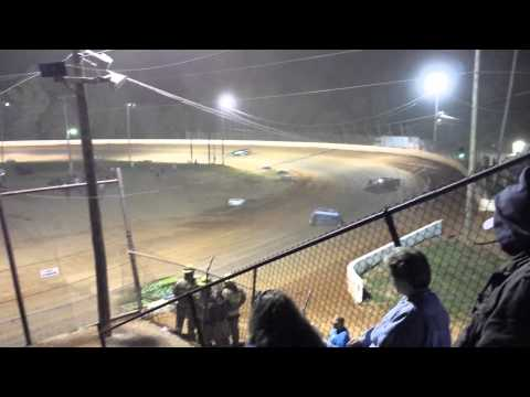 Ponderosa Speedway Super Dirt Late Model Feature