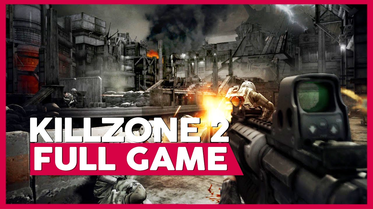 Download Killzone 2 | Full Playthrough | No Commentary [PS3]