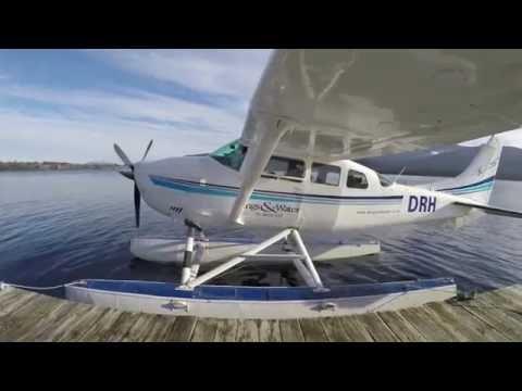 Te Anau Sea Plane and Manapouri Luxmore Jet Boat Ride