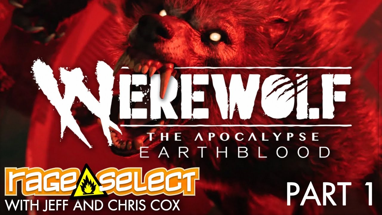 Werewolf: The Apocalypse - Earthblood (The Dojo) Let's Play - Part 1