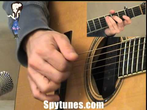 Fast Car Fingerstyle Guitar Lesson Youtube