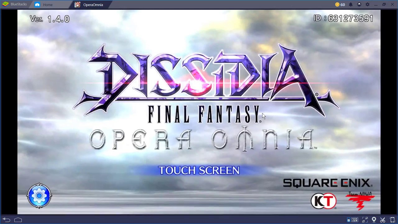 Dissidia Final Fantasy Opera Omnia: - Able to play again on PC using new  BlueStacks 4