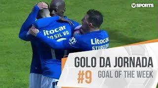 Golo da Jornada (Liga 18/19 #9): João Silva (Feirense)