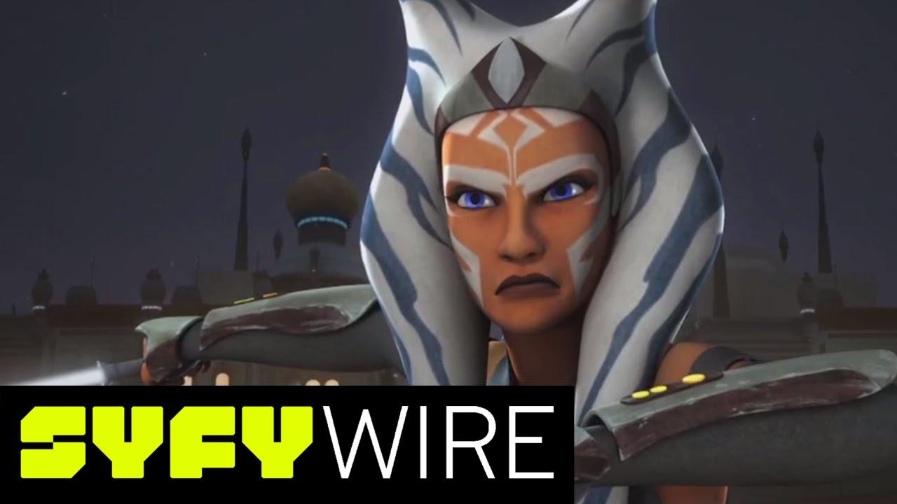 Ashley Eckstein: Star Wars Rebels Season 4, Will Ahsoka Tano Show ...