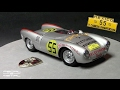 1/18 1954 Porsche 550 Spyder by AutoArt | Review