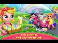 Make It Girl Summer Job Tabtale Unlock All Android İos Free Game GAMEPLAY VİDEO