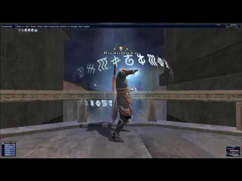 Final Fantasy XI: DPS Rune Fencer Guide