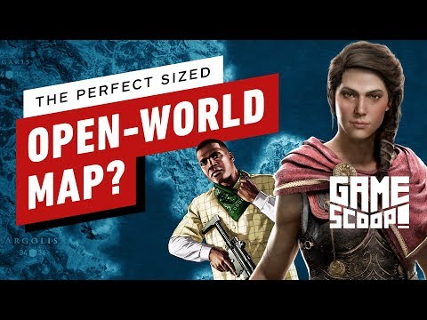 What's the Perfect Size for an Open-world Map? - Game Scoop! 518