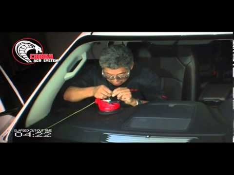 BTB Tools - Equalizer Cobra Wire Windscreen Removal Tool - YouTube
