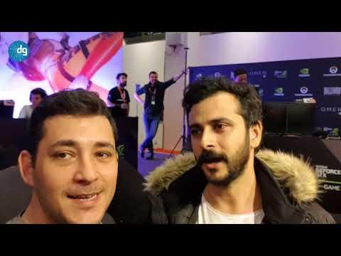 Gaming İstanbul 2018 (GİST 2018) Başladı! - Vlog