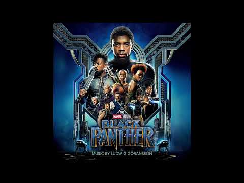 Black Panther Complete Soundtrack Score (2018)