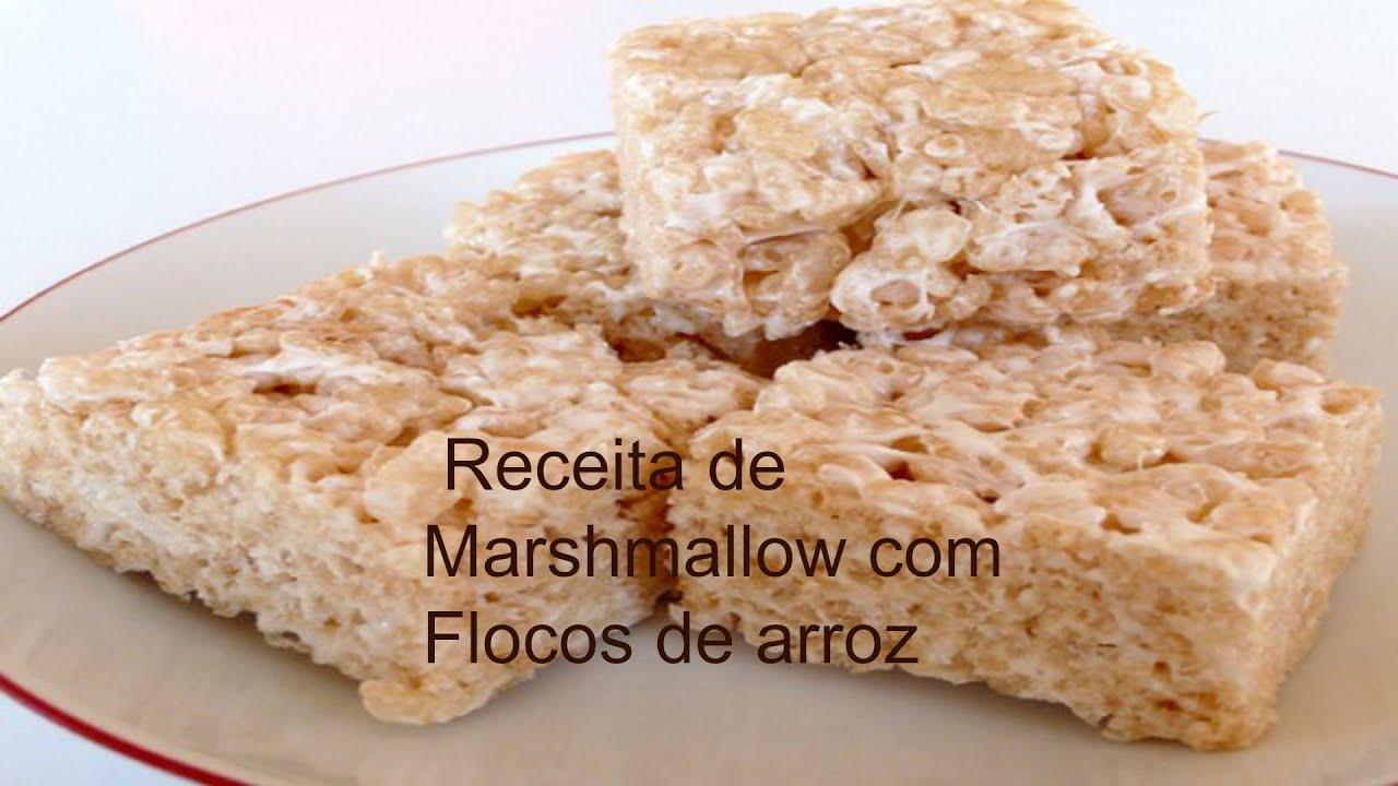 Top Receita Rice Krispies Treats p/ modelar Bolos/Técnica RKT Flocos  CX24