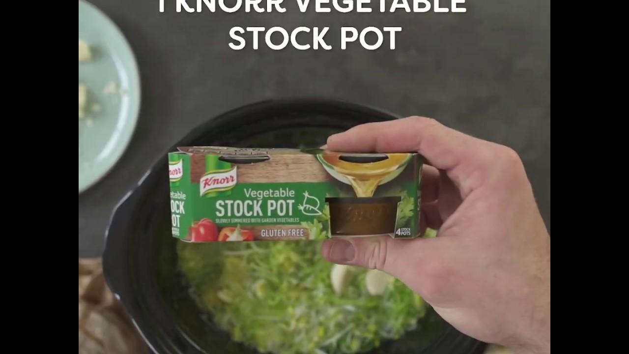 Knorr Leek & Potato Soup - YouTube