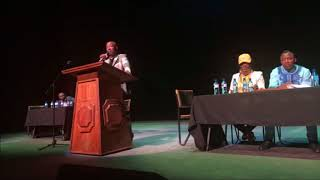 Omoyele Sowore  (Pt 2) Townhall Meeting In Pretoria State Theatre, South Africa   #Sowore2019