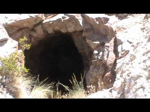 Exploring The Saddle Rock Mines In Death Valley (and Finding A Bat!)